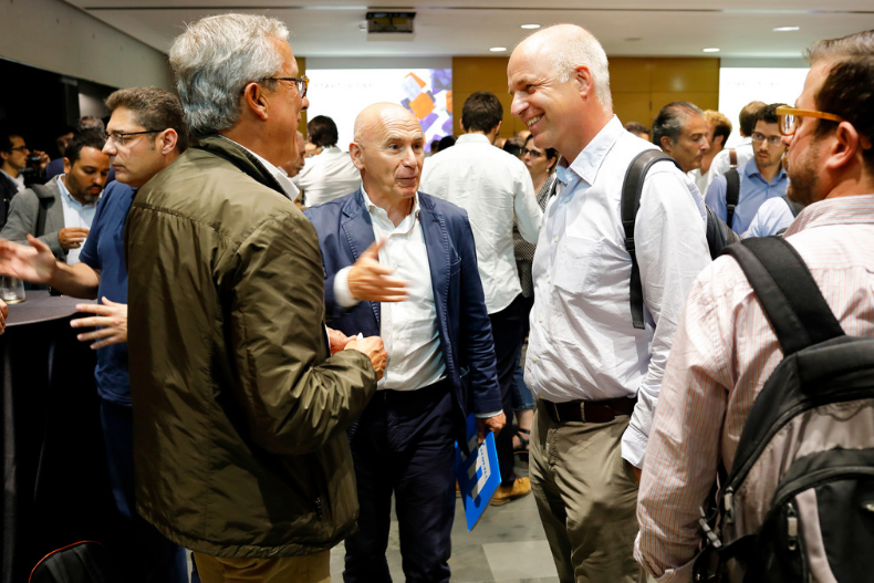 Entrepreneurs and Business Angel investors meet at the ESADE Alumni StartUp day